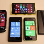 Nokia Lumia 620 - Nokia Lumia 610 - Nokia Lumia 800 - Nokia Lumia 900 - Nokia Lumia 920