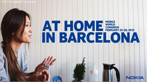 Nokia al MWC2013