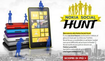 Nokia Social Hunt