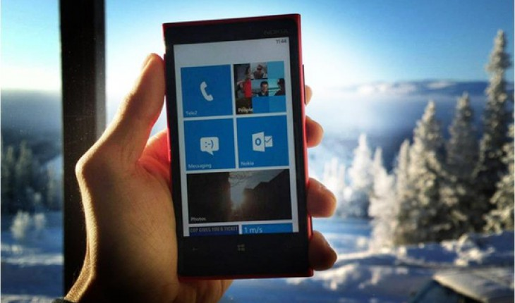 Nokia Winter Season