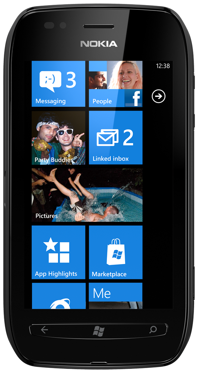 Nokia Lumia 710 Driver Software