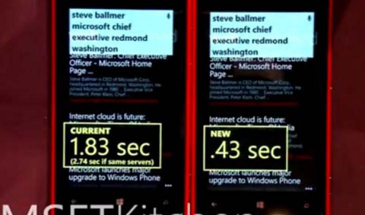 Nuovo Bing per Windows Phone