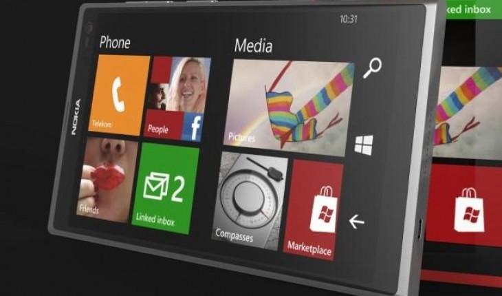 Concept di Nokia Lumia