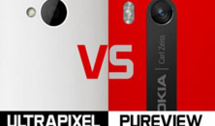 Lumia 920 vs HTC One
