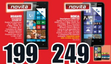 Offerte Windows Phone low cost by Mediaworld