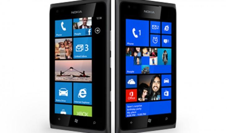 WP 7.5 vs WP 7.8 Nokia Lumia