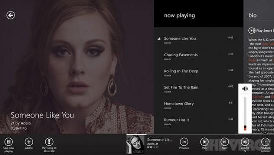 Xbox Musica