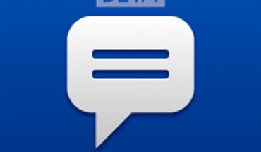 Nokia Chat beta logo