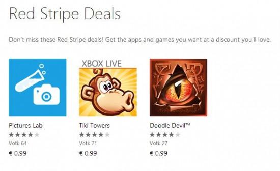 Red Stripe Deals