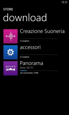 Updates on Nokia Lumia