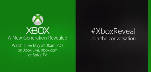 Xbox evento 21 Maggio 2013