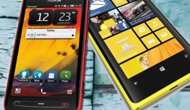 Nokia Lumia 920 e Nokia 808 PureView