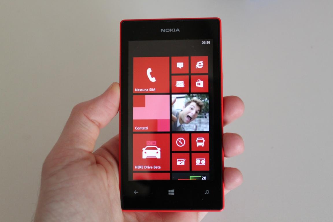 Nokia lumia 520 reset