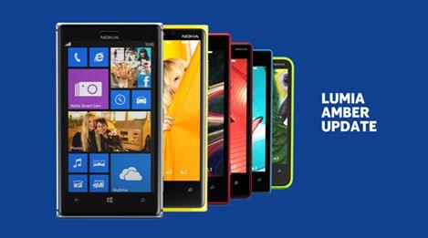 Nokia Lumia Update