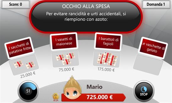 Gioco the money drop