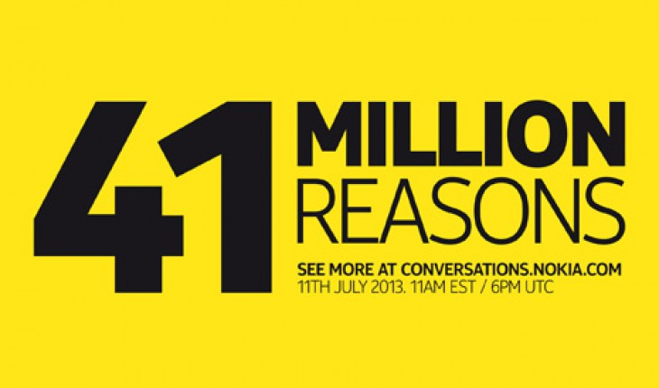 41 Milioni di ragioni