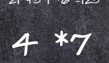 Mental Calculation