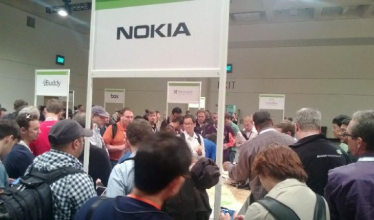 Nokia alla Build Conference 2013