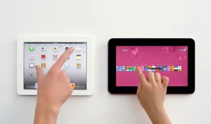 iPad vs Dell XPS 10