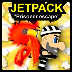 Jetpack prisoner escape