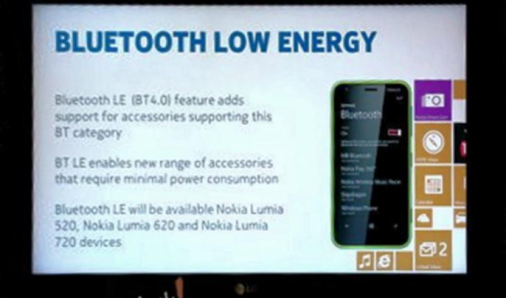 Supporto al Bluetooth LE