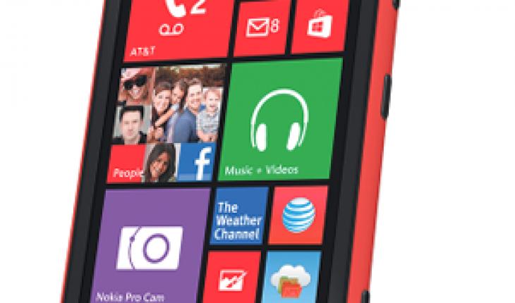 Nokia Lumia 1020 Red
