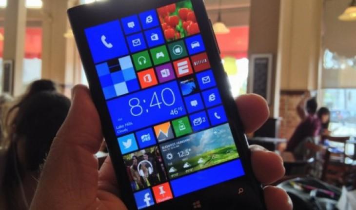 Windows Phone 8 in Full HD