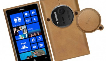 Nokia Leather Case
