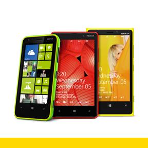 Nokia Lumia Devices