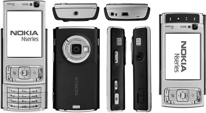 Nokia Dal Mitico Di Dei Storia Al L'incredibile 7650 Cameraphone