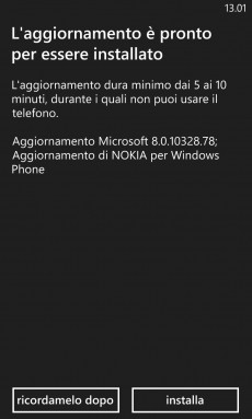 Windows Phone 8  v8.0.10328.78