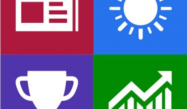 Bing Windows Phone 8 Apps