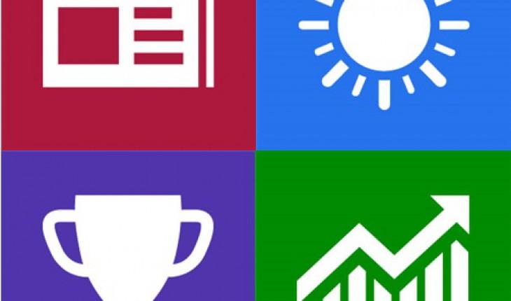 Bing Windows Phone 8 Apps