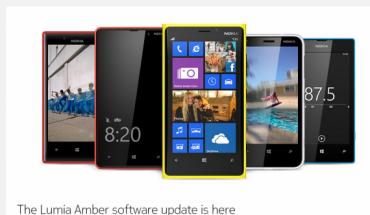 Firmware Update Amber