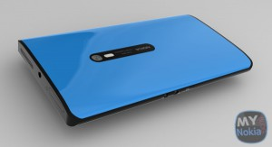 Concept mini tablet Nokia