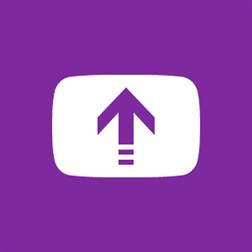 Nokia Video Upload logo