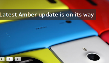 Software Update Amber