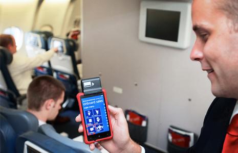 Delta Air Lines sceglie Lumia 820