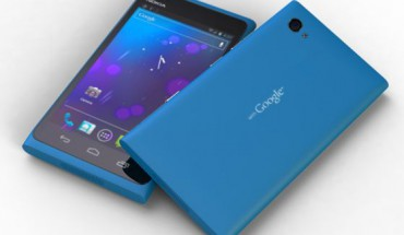 Nokia con Android (immgine non reale)