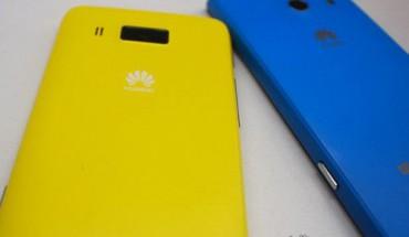 Nuovi device Huawei