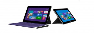 Surface Pro 2 e Surface 2