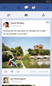 Facebook Beta per WP 7.x