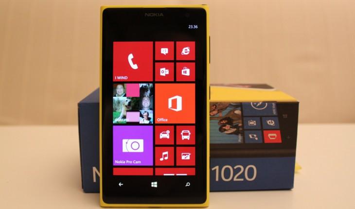Nokia Lumia 1020