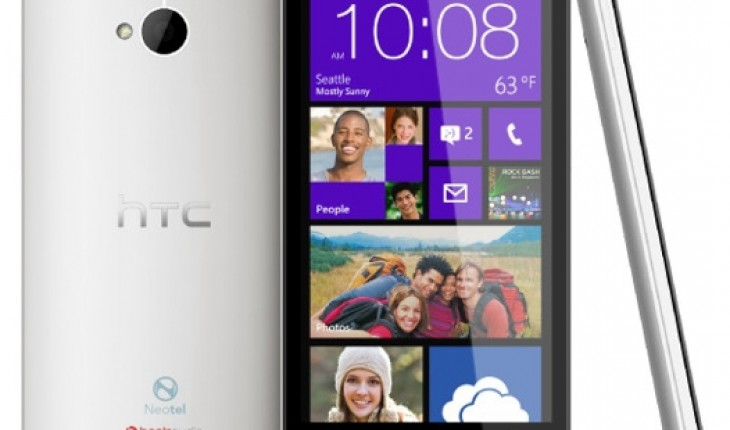 Rendering del nuovo device HTC