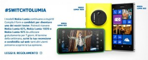 Switch To Lumia