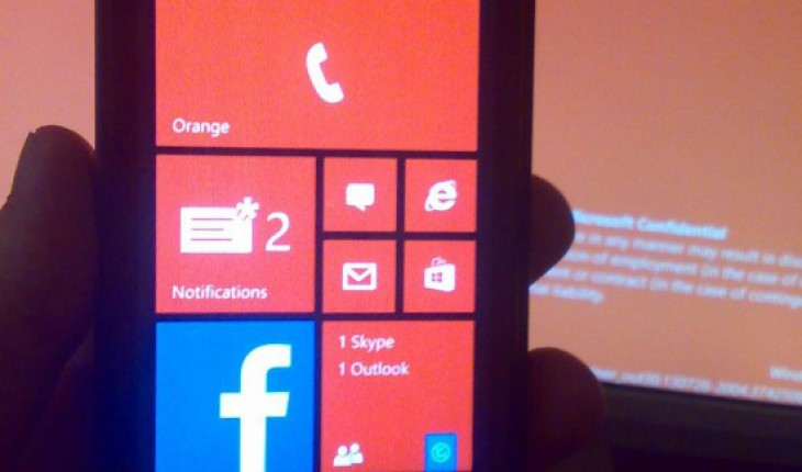 Centro Notifiche in WP8.1