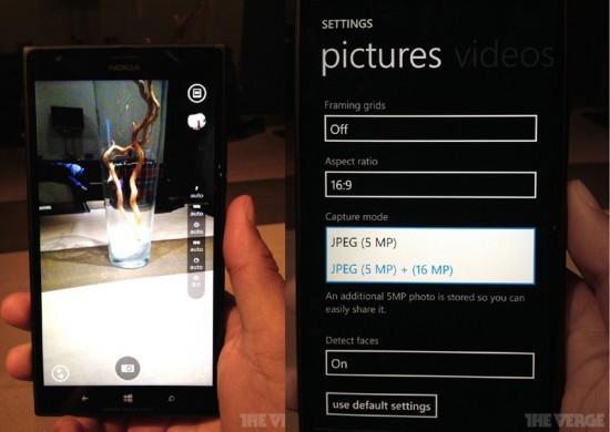 Nokia Lumia 1520 leaked