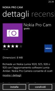 Nokia Pro Cam
