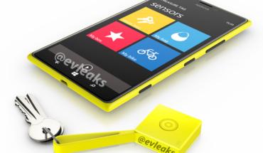 Nokia Lumia 1520 e Treasure Tag