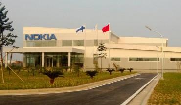 Nokia factory Vietnam
